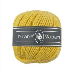 Durable Macrame 2180- Bright Yellow