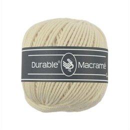 Durable Macrame 2172 - Cream