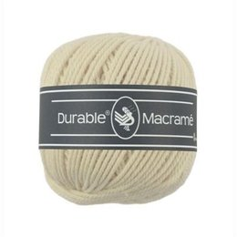 Durable Macrame Cream (2172)