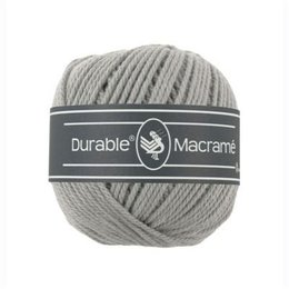 Durable Macrame 2232 - Light Grey
