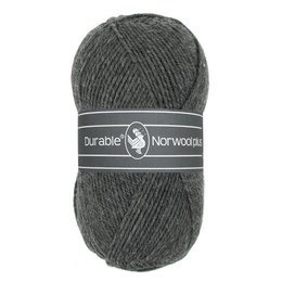 Durable Norwool Plus 001 - grau