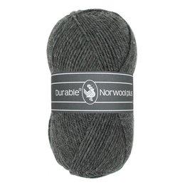 Durable Norwool Plus grau (001)