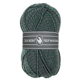 Durable Norwool Plus grün/braun (M433)