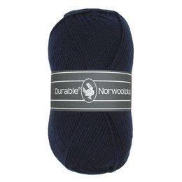Durable Norwool Plus marineblau (210)