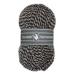 Durable Norwool Plus weiss/braun/schwarz (M00932)