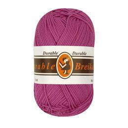 Durable Cotton 8 cerise (248)