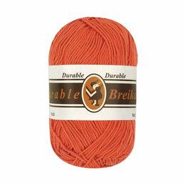 Durable Cotton 8 dunkel orange (253)