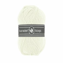 Durable Soqs 326 - Ivory
