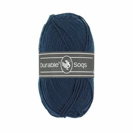 Durable Soqs 321 - Navy