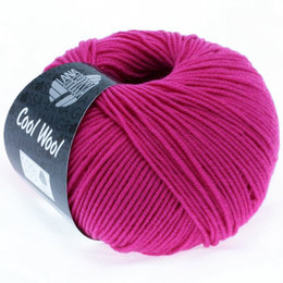 Lana Grossa Cool Wool 537 - Zyklam