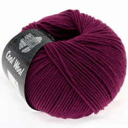 Lana Grossa Cool Wool Bordeaux (2012)