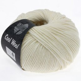 Lana Grossa Cool Wool Ecru (432)