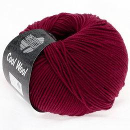 Lana Grossa Cool Wool 468 - Weinrot