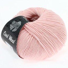 Lana Grossa Cool Wool 477 - Zartrosa