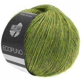 Lana Grossa Ecopuno 002 - Apfelgrün
