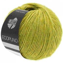 Lana Grossa Ecopuno 003 - Gelbgrün
