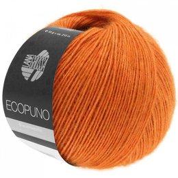 Lana Grossa Ecopuno 005 - Jaffaorange