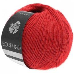 Lana Grossa Ecopuno 006 - Rot