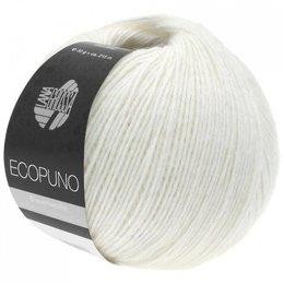Lana Grossa Ecopuno Weiß (026)