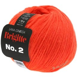Lana Grossa Brigitte No. 2 Koralle (25)