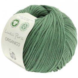 Lana Grossa Linea Pura Organico 116 - Resedagrün