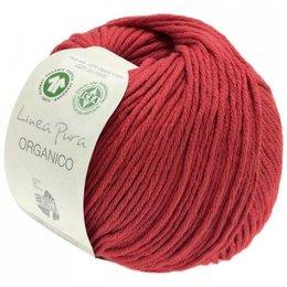 Lana Grossa Linea Pura Organico 058 - Rot