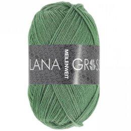 Lana Grossa Meilenweit 1377 - Graugrün