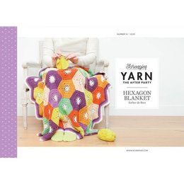 Scheepjes Yarn The After Party 14: Hexagon Blanket