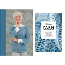 Scheepjes Yarn The After Party 40: Tansy Tunic