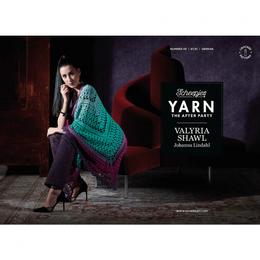 Scheepjes Yarn The After Party 49: Valyria Shawl