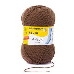 Schachenmayer Regia 4-fädig 2903 - Dunkelbraun