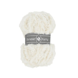 Durable Furry Ivory (326)