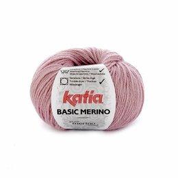 Katia Basic Merino 69 - Dunkelrosé