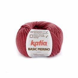 Katia Basic Merino Himbeerrot (75)