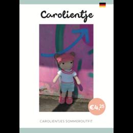 Caro's Atelier Häkelanleitung Carolientjes Sommeroutfit