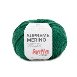 Katia Supreme Merino 95 - Leuchtgrün