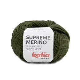 Katia Supreme Merino 97 - Khaki