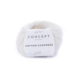Katia Cotton cashmere 53 - Naturweiß