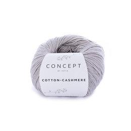Katia Cotton cashmere 56 - Steingrau