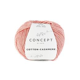 Katia Cotton cashmere 72 -  Lachsorange