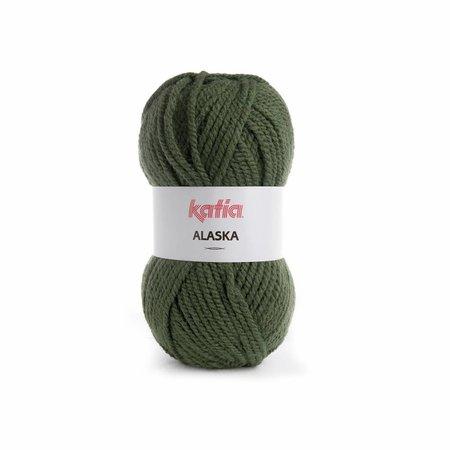 Katia Alaska 17 - Flaschengrün