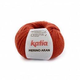 Katia Merino Aran 50 - Orange