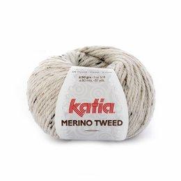 Katia Merino Tweed 300 - Naturweiß