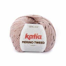 Katia Merino Tweed Hellrosa (312)