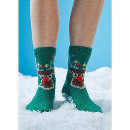 Schachenmayr Rentier Socken