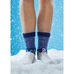 Schachenmayr Winterlandschaft Socken