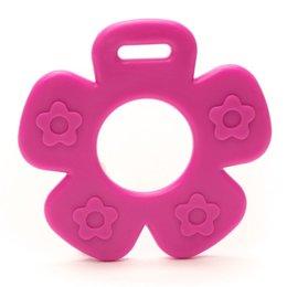 Durable Beißring Blume Rosa (786)