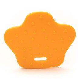 Durable Beißringe Tierpfoten Hell Orange (692)