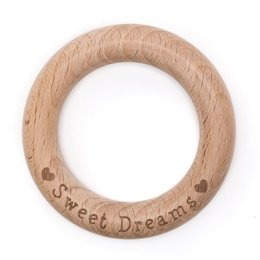 "Durable Beißringe holz  ""Sweet Dreams"""