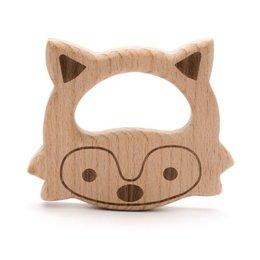 Durable Beißringe Holz Fuchses